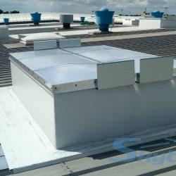 klapa dymowa dwuskrzydlowa skytec 2