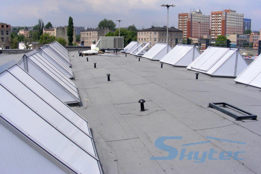 pasma swietlne trojkatne dwuspadowe skytec 1