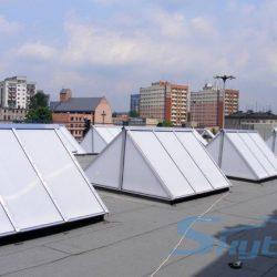 pasma swietlne trojkatne dwuspadowe skytec 2